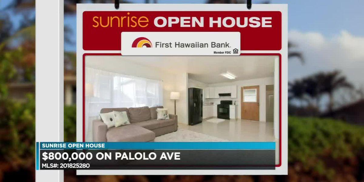 Open House: Palolo