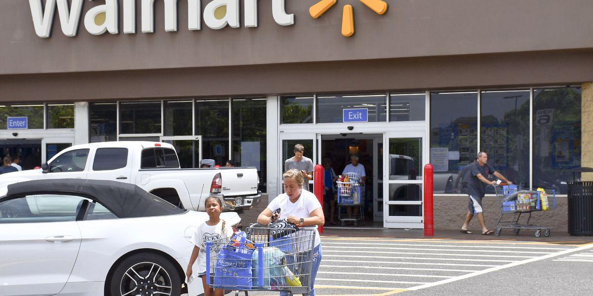 To help keep people employed, Walmart seeks to hire hundreds in Hawaii