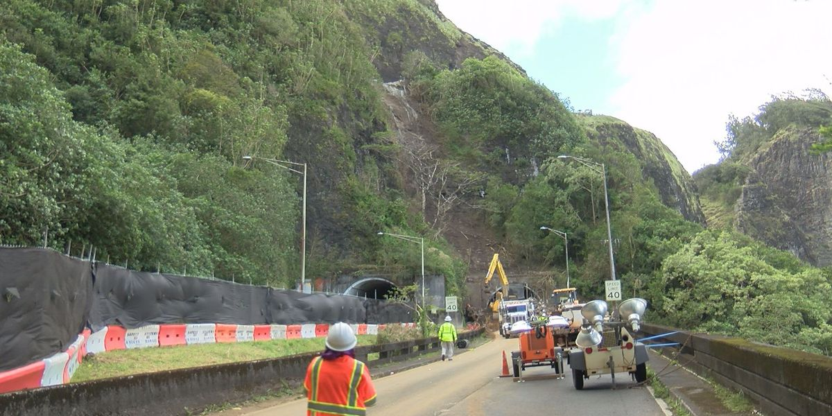 State to launch Sunday contraflow hours for Pali Highway