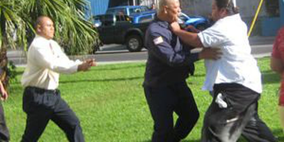 Police detective shot dead in American Samoa