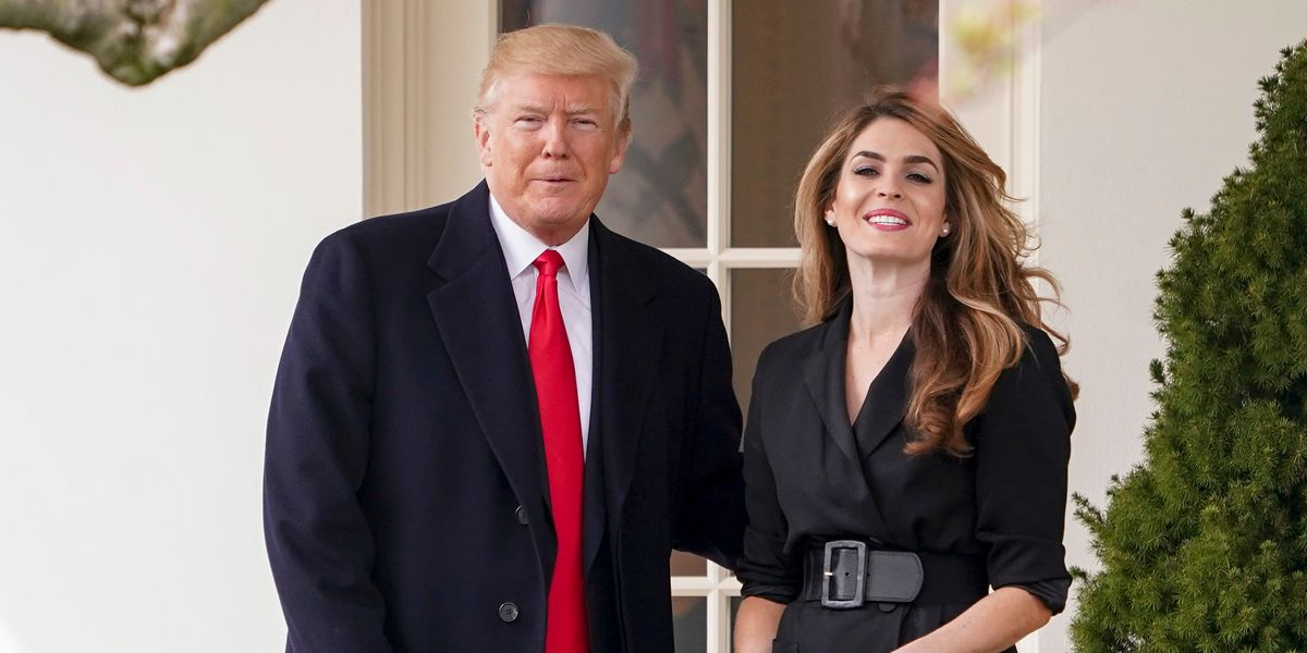Trump bringing back trusted aide Hope Hicks to White House