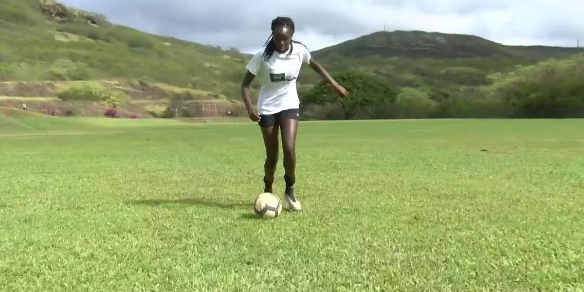 Hawaii teen with a dream of becoming a soccer pro selected for elite national team