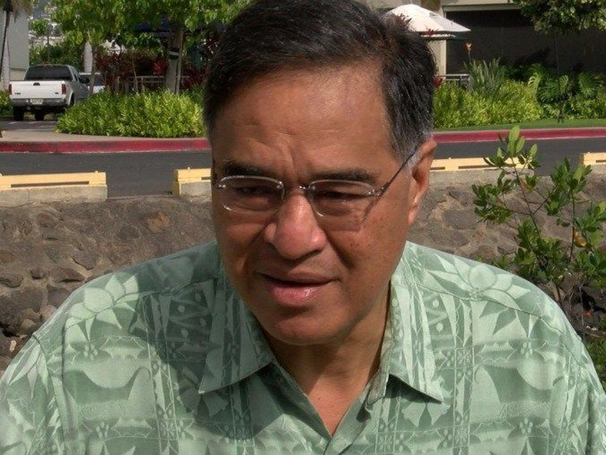 Hawaii firefighters union endorses Mufi Hannemann for Honolulu mayor