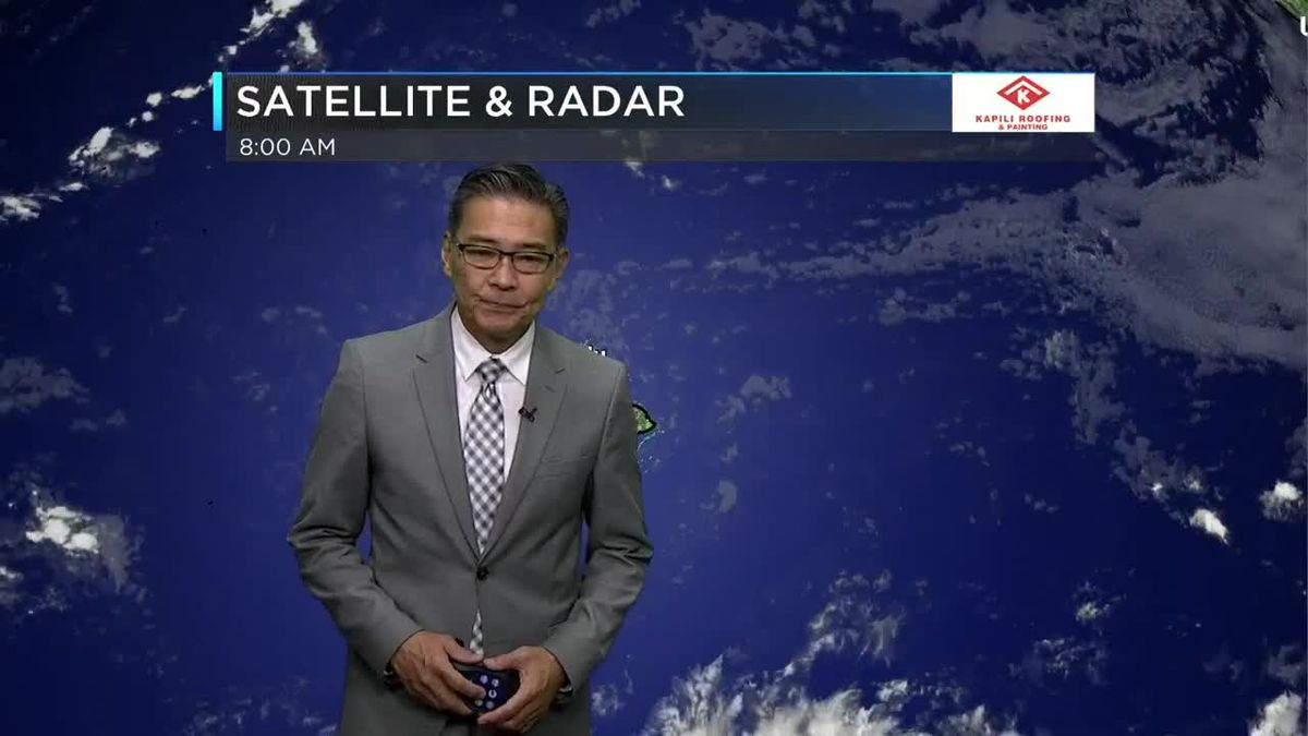 HNN Morning Web Weather Wednesday, August 5, 2020