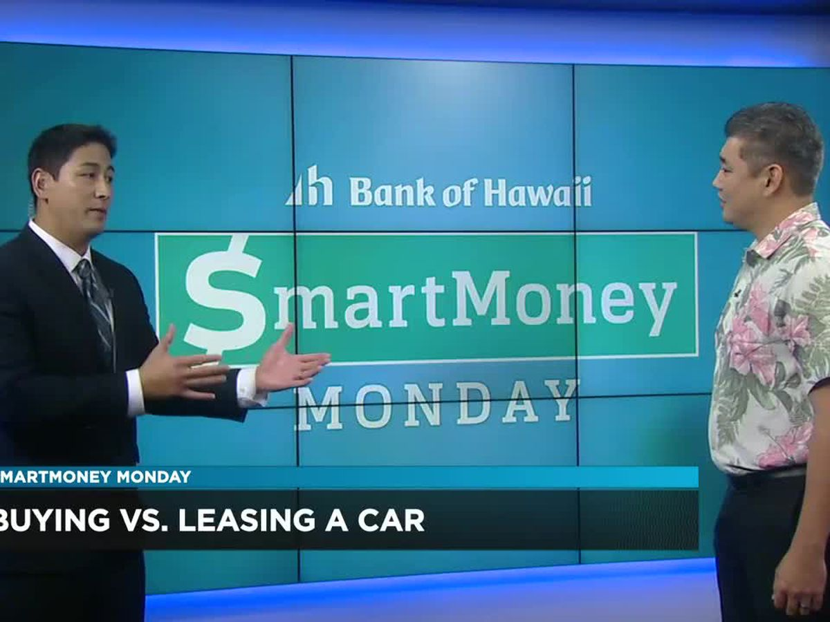 Smart Money Monday: Buying vs leasing a car