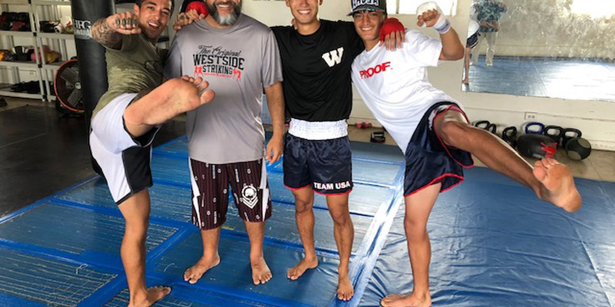 After fighting on the international stage, they want to revive kickboxing back home