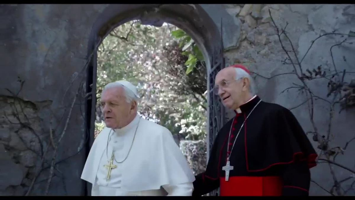Terry Hunter reviews THE TWO POPES