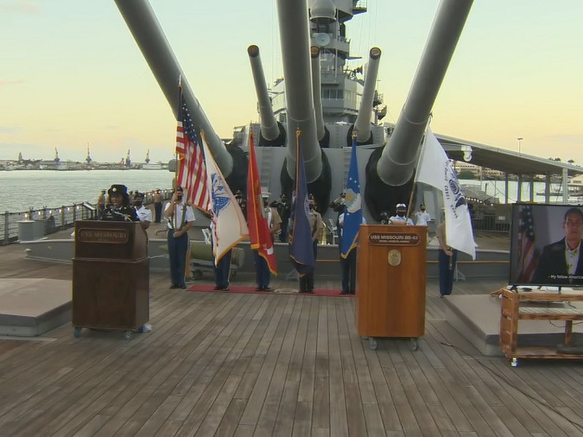 Virtual Veterans Day ceremonies held in lieu of traditional events