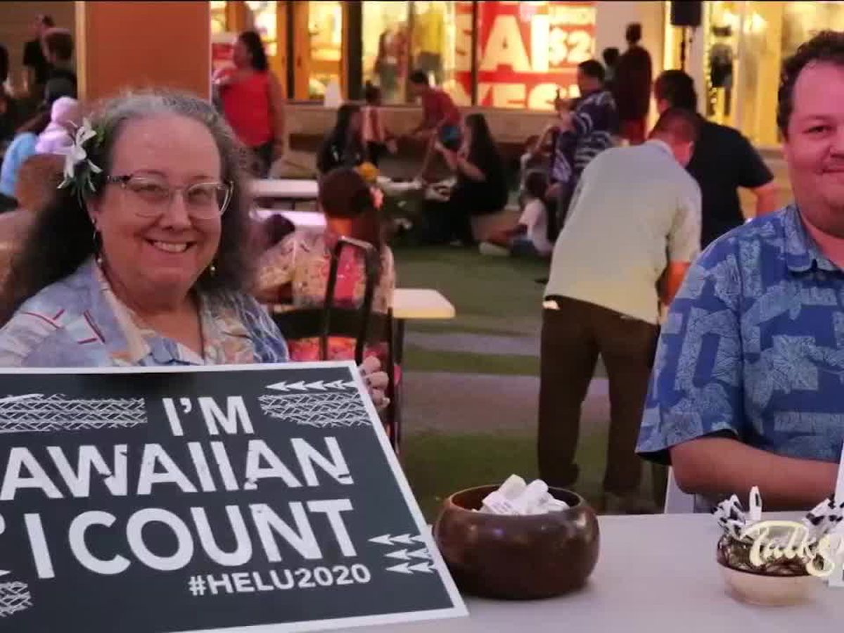 Kuhio Lewis encourages Hawaiians to be seen, heard, and counted in the 2020 Census