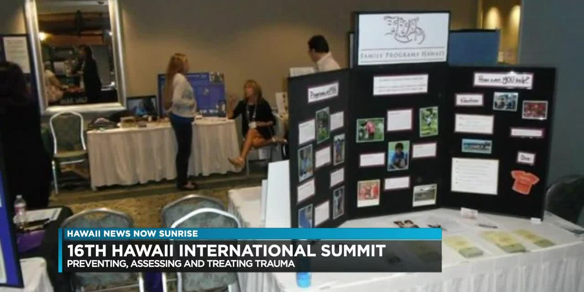 Annual international summit to focus on preventing, assessing and treating trauma