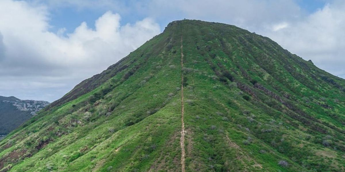 Think climbing Koko Crater is hard? This group did it 709 times in less than two weeks