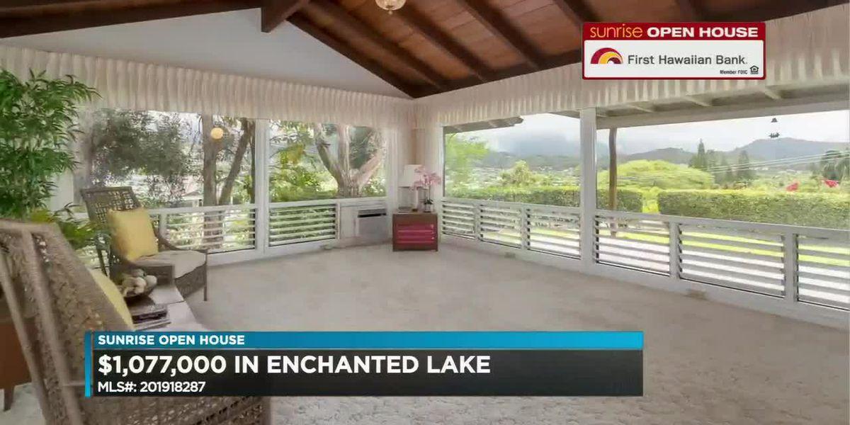 Sunrise Open House: Moanalua Gardens, Enchanted Lake, McCully-Moiliili