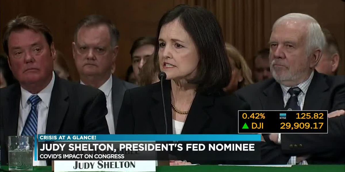 Business Report: President Trump's new Fed nominee fails to advance