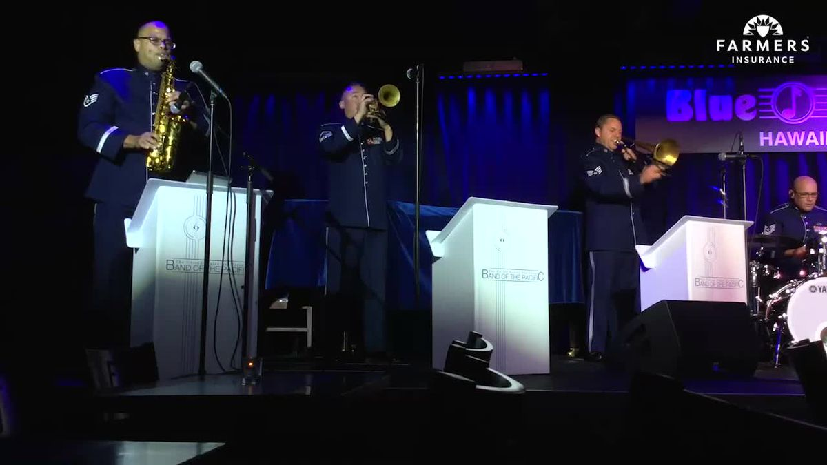 Virtually Live: U.S. Air Force Band of the Pacific