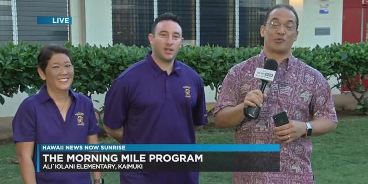 ASICS and PHIT America get young Hawaii students fit and healthier