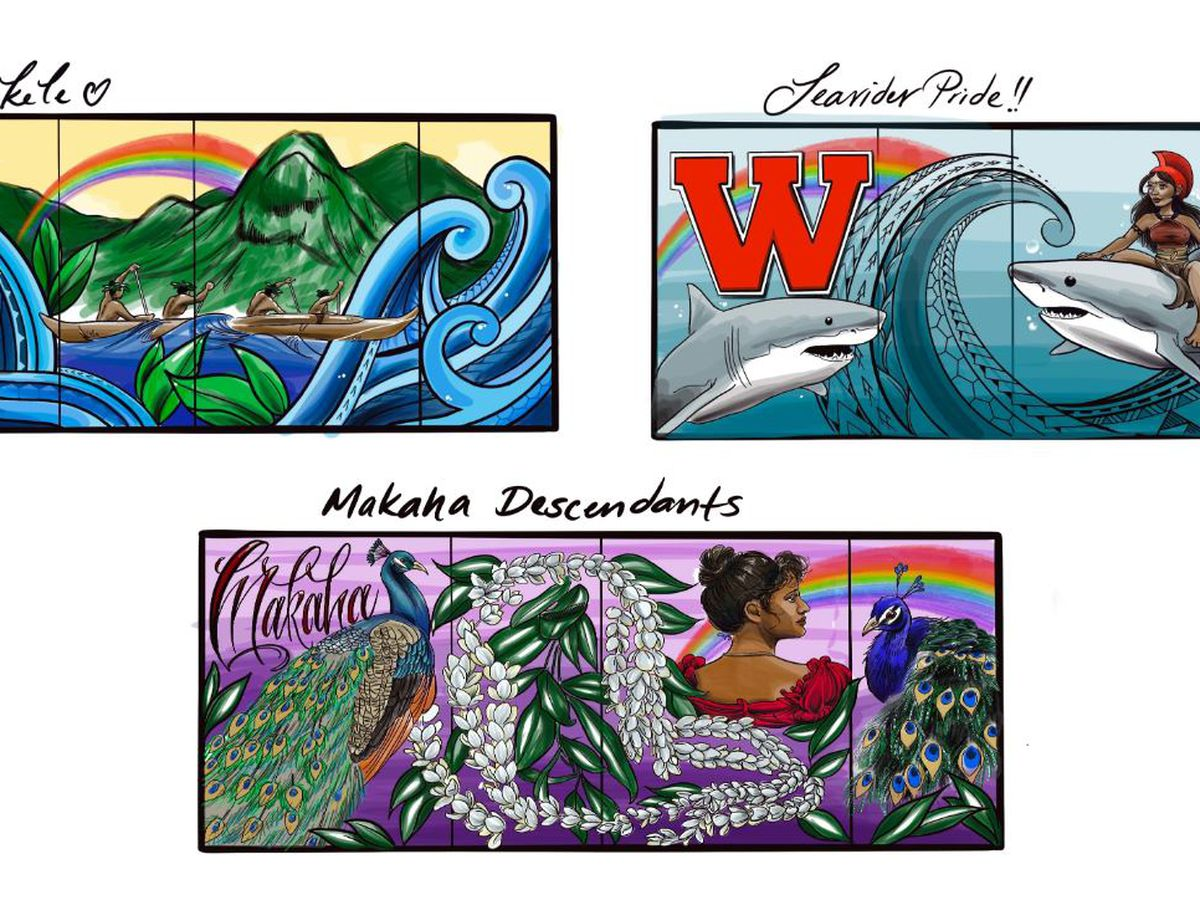 Mini murals on traffic signal boxes coming soon to the Waianae Coast