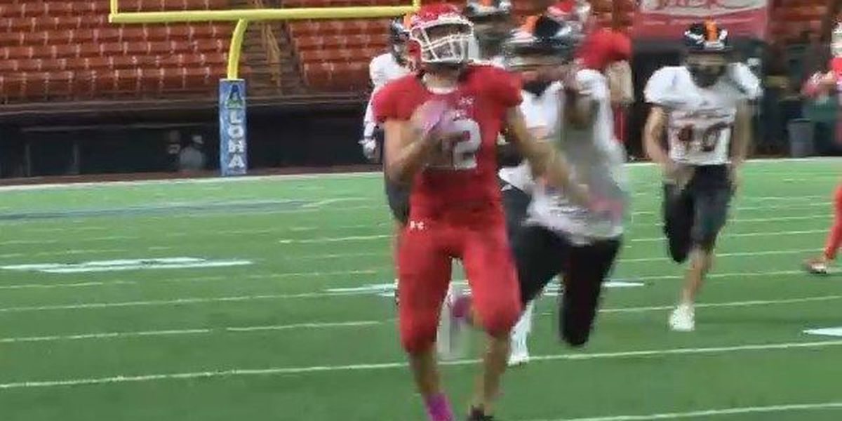 Kahuku grinds out 10-7 victory over Waianae to advance to Open Division State Championship game