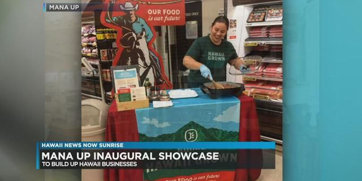 Mana Up to fuel expansion of Hawaii-grown, value-added products