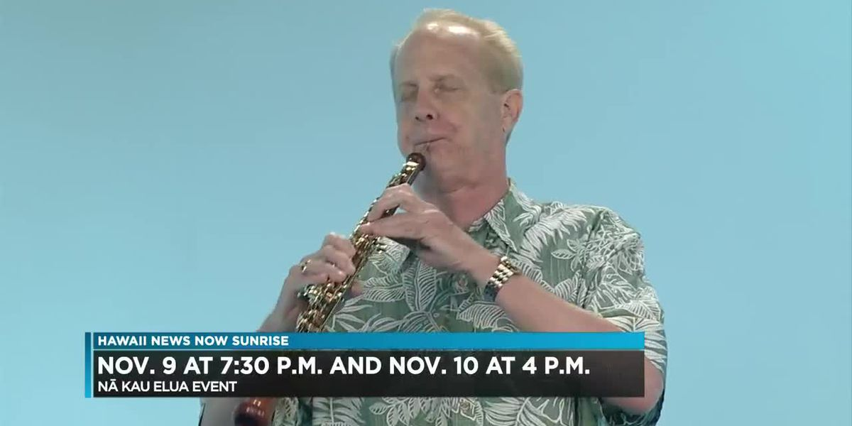 Hawaii Symphony Orchestra performance to feature oboe made of rare kauila wood