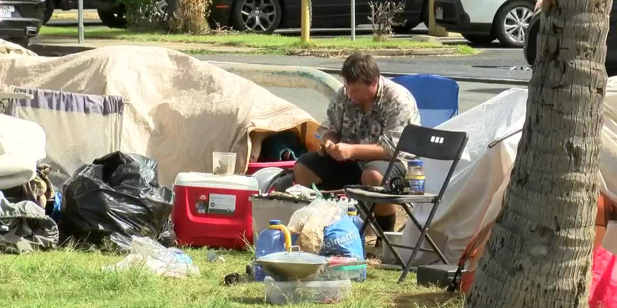 "HPD chief backs idea for ""temporary refuge areas"" for Oahu's homeless"