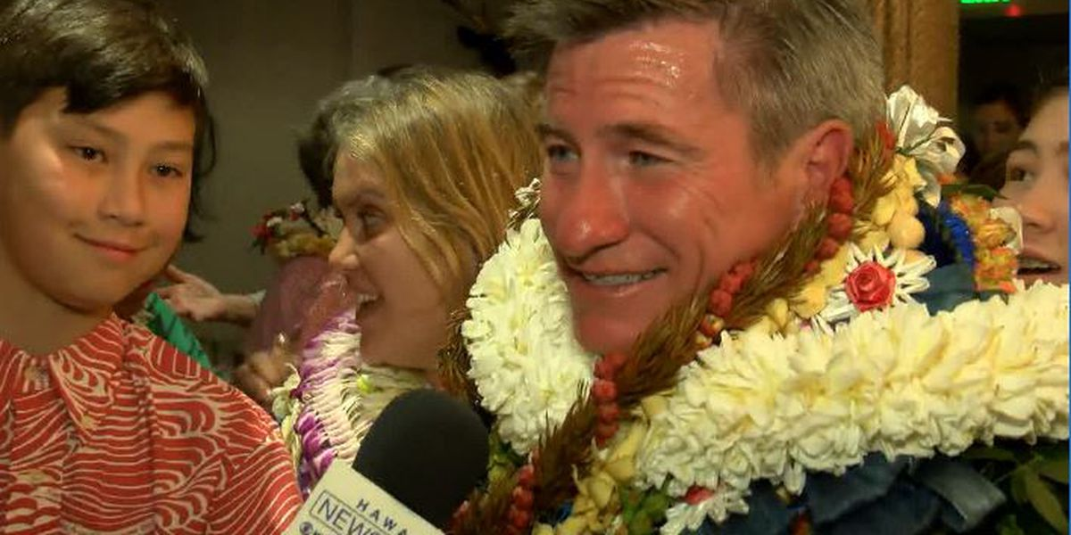 Waters upsets incumbent Ozawa in a special election for Honolulu City Council