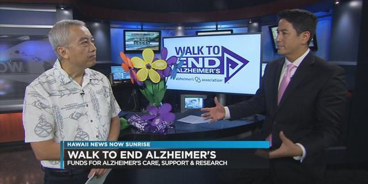 Hawaii prepares for Walk to End Alzheimer's