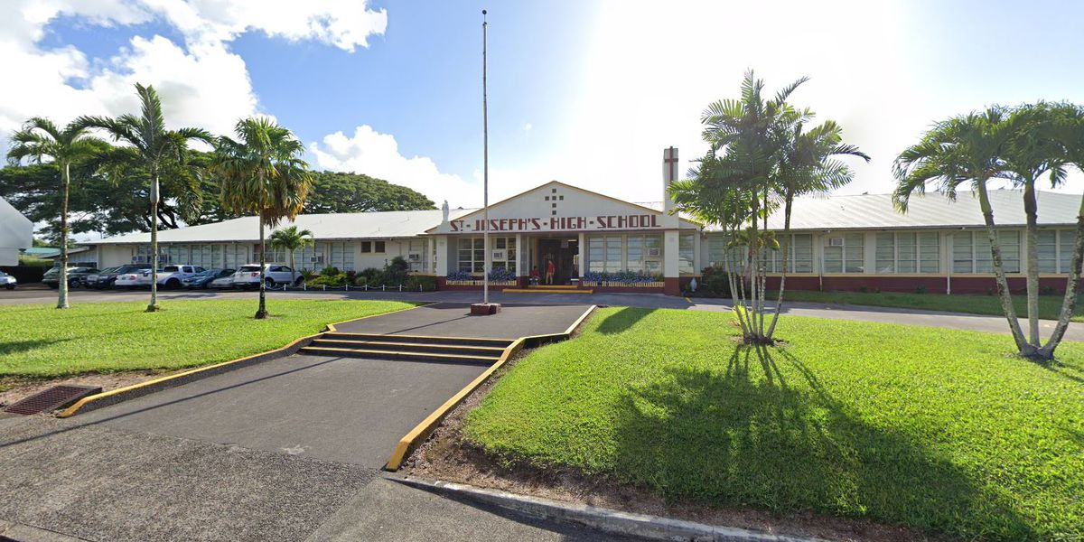 Community support helps save a Catholic school in Hilo
