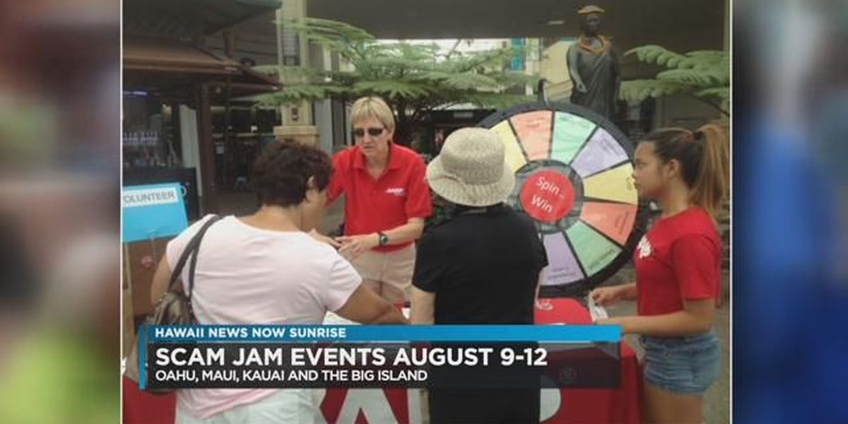 Scam Jams teach consumers to fight fraud
