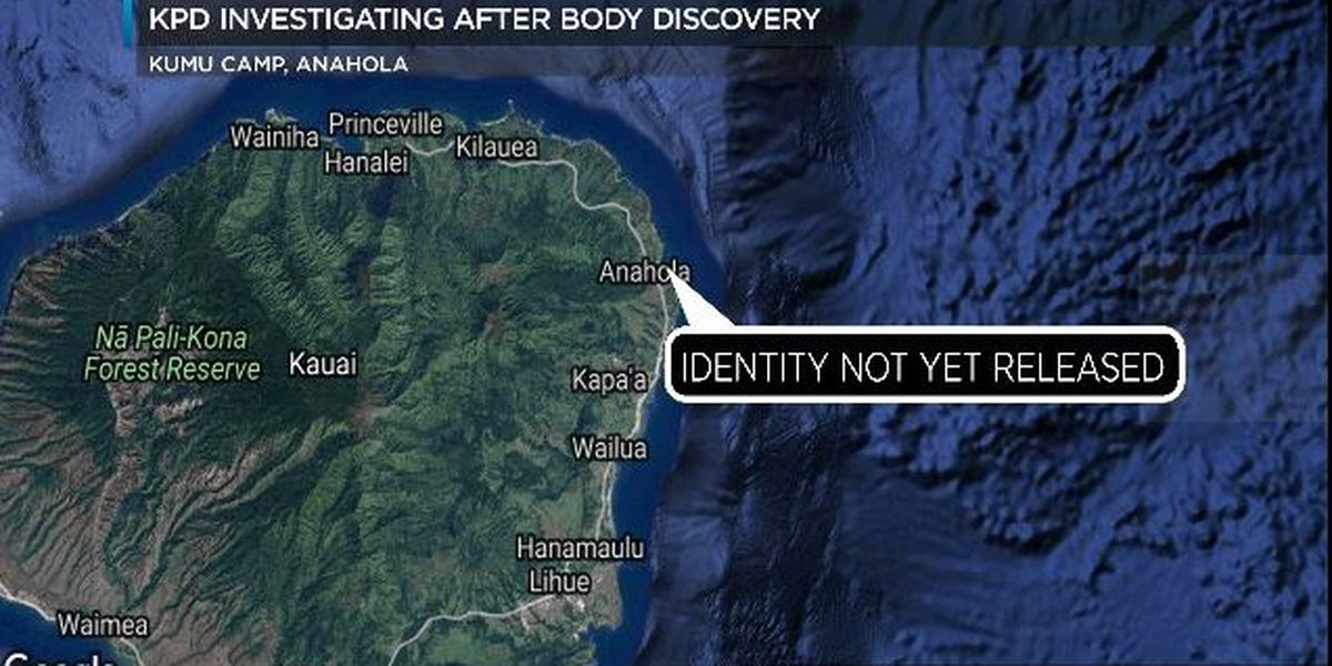 Kauai police investigating after body found in a vehicle in Anahola