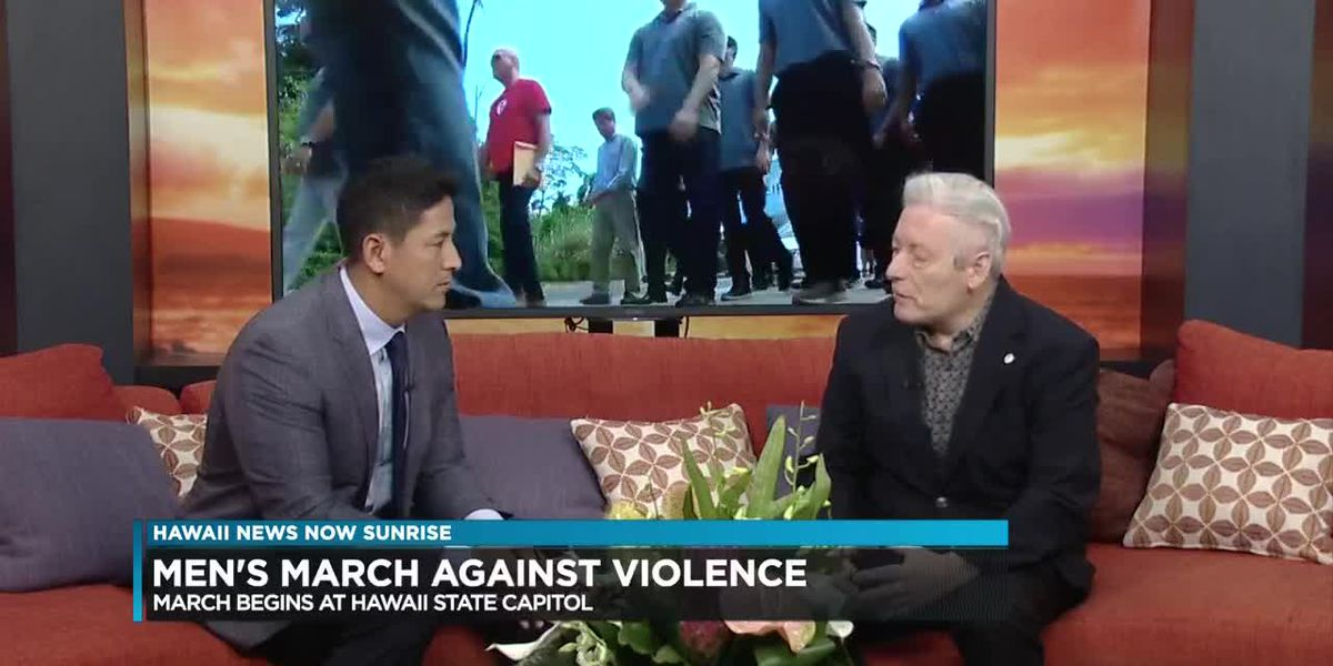 Men's March Against Violence