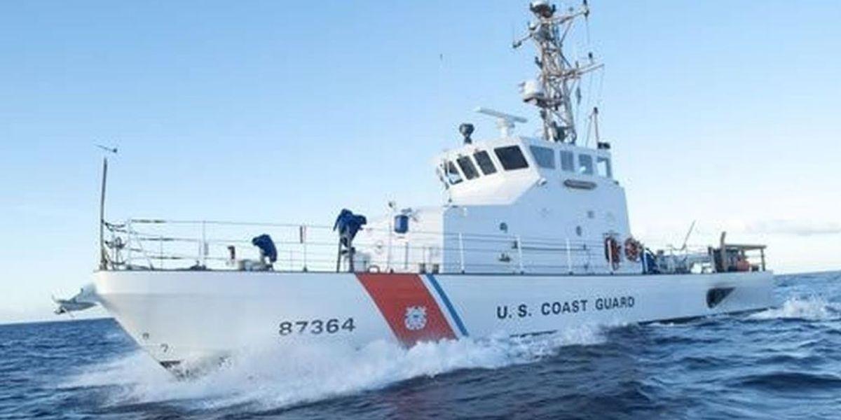 Honolulu Coast Guard assists with sinking vessel in American Samoa