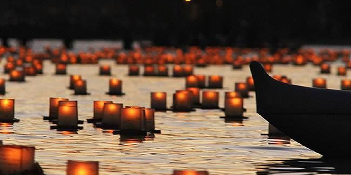 Preparations to begin for lantern floating ceremony