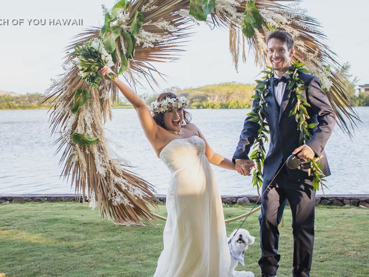 Oahu's wedding industry moves forward with cautious optimism after tier modifications