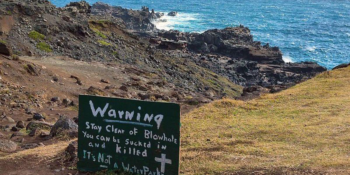 CA couple robbed at gunpoint, kidnapped at popular Maui destination