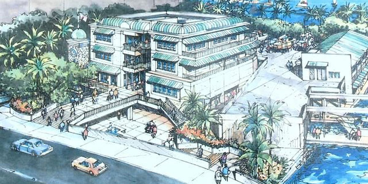 State cuts ties with Waikiki Landing project developer