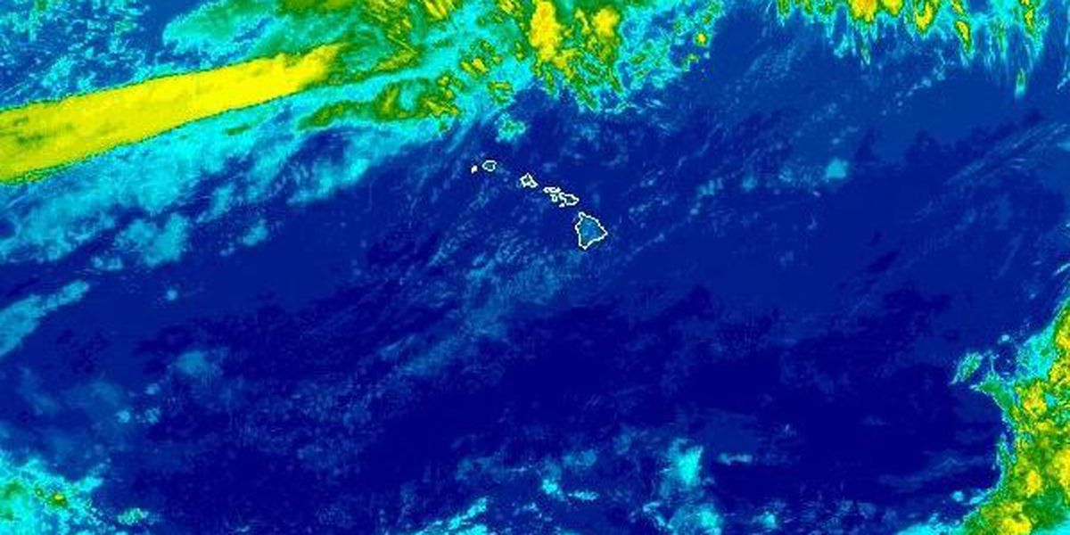 Forecast: Winds, showers to increase ahead of cold front