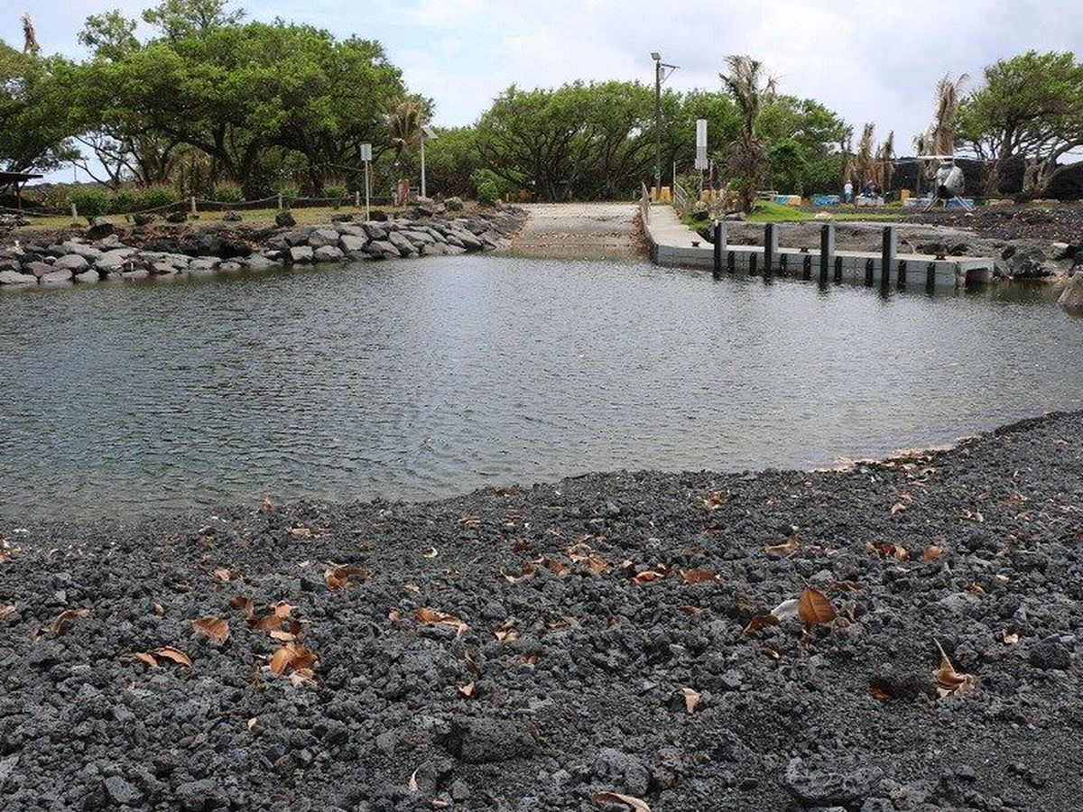 State says it will take another 2 years to unblock Pohoiki boat ramp