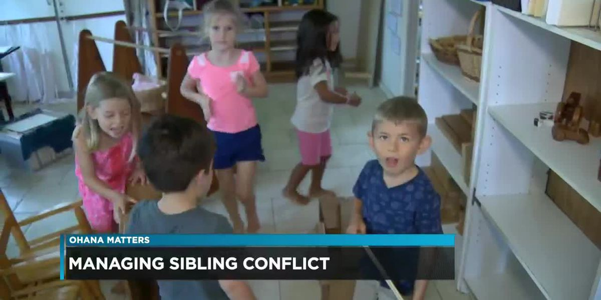 Ohana Matters: Managing sibling conflict