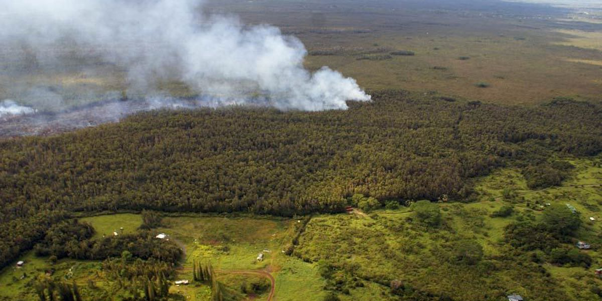USGS: Puna lava flow has slowed, could now reach Pahoa in 13 days