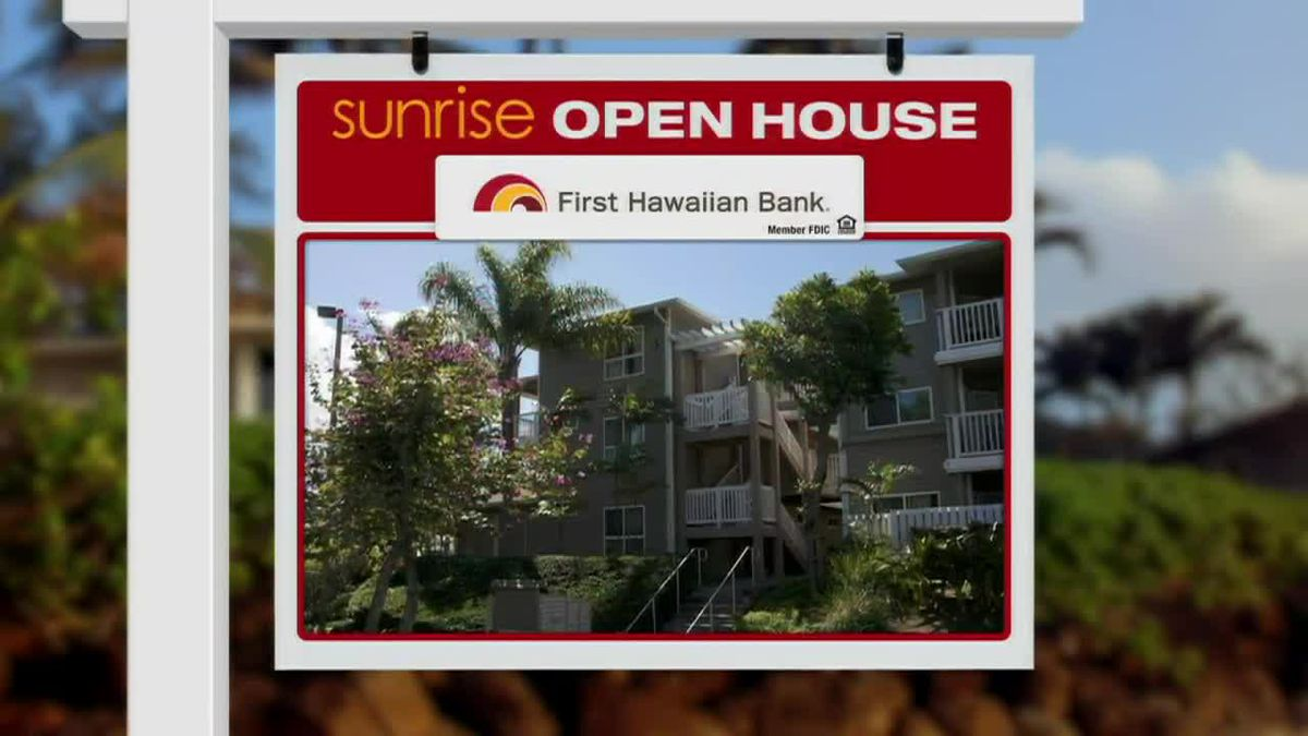 Sunrise Open House: Central Maui