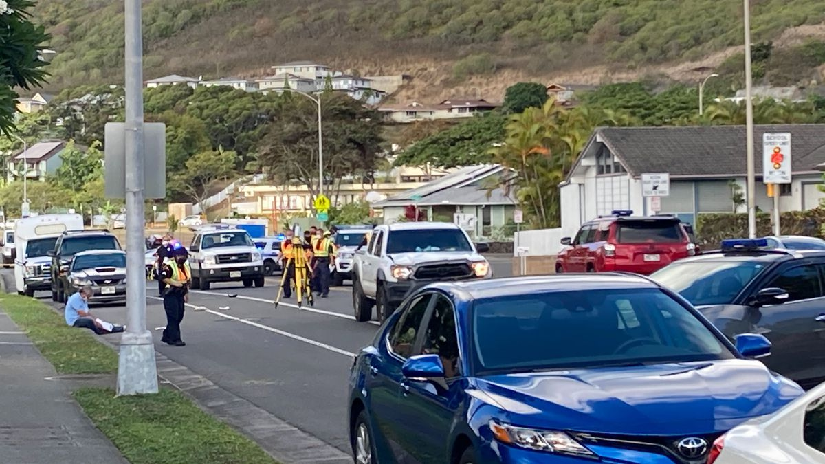 80-year-old man fatally struck in Kailua; driver arrested