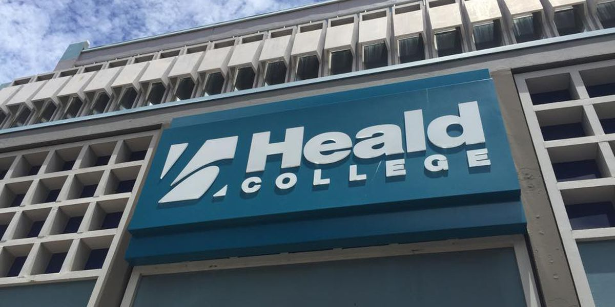 UH Commmunity Colleges to help Heald students following closure