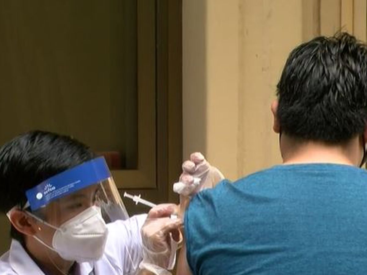 With more COVID vaccine available, residents seeking a shot are able to shop around