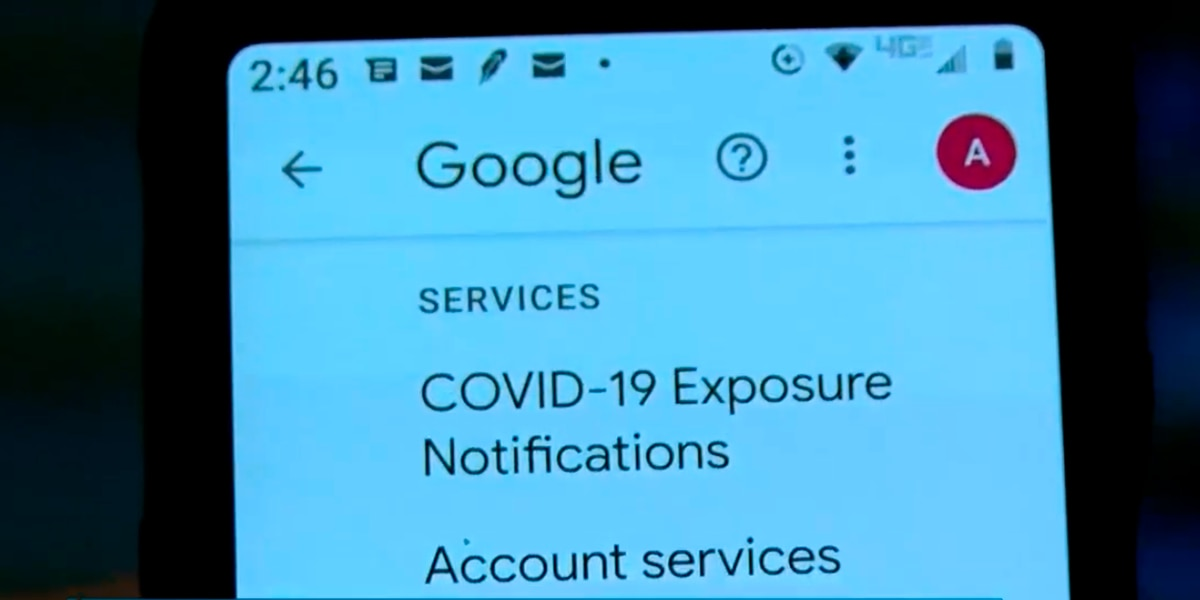 A new app could warn you of a possible COVID-19 exposure