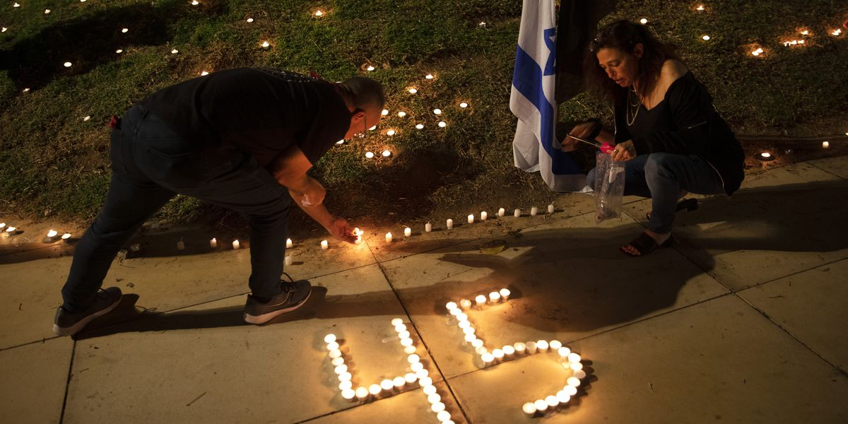 Officials scrutinized as Israel mourns 45 killed at festival