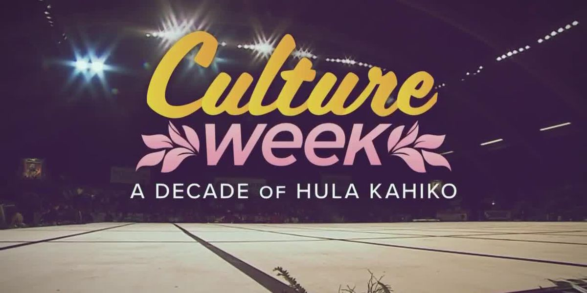 Culture Week: A Decade of Hula Kahiko
