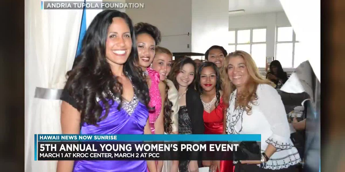 5th annual Young Women's Prom Event