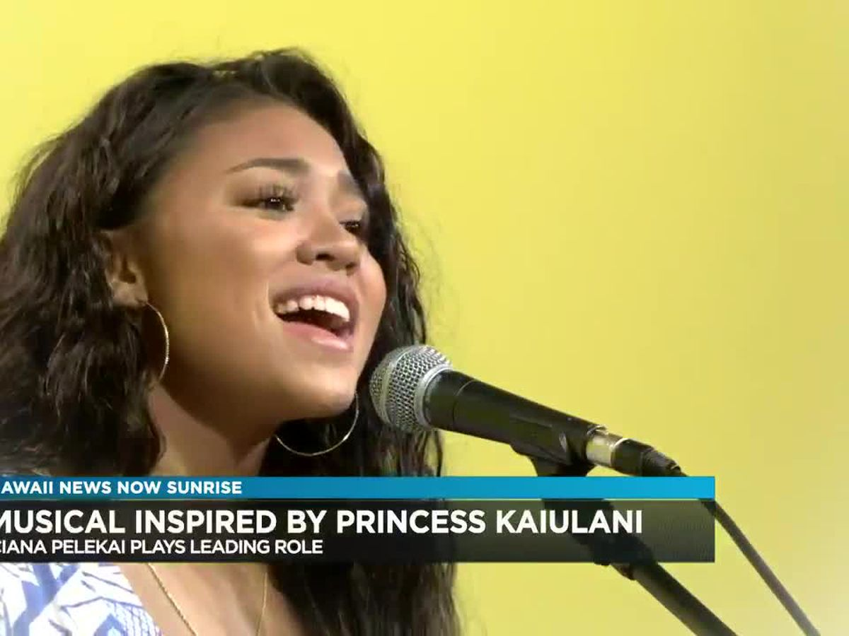 Original musical 'A Timeless Princess' inspired by story of Princess Kaiulani