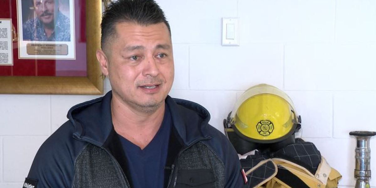'Startling': Bone cancer strikes 3 kids whose fathers work at the same fire house