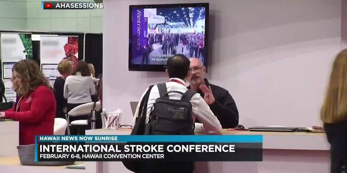 Doctors from around the world to participate at the International Stroke Conference